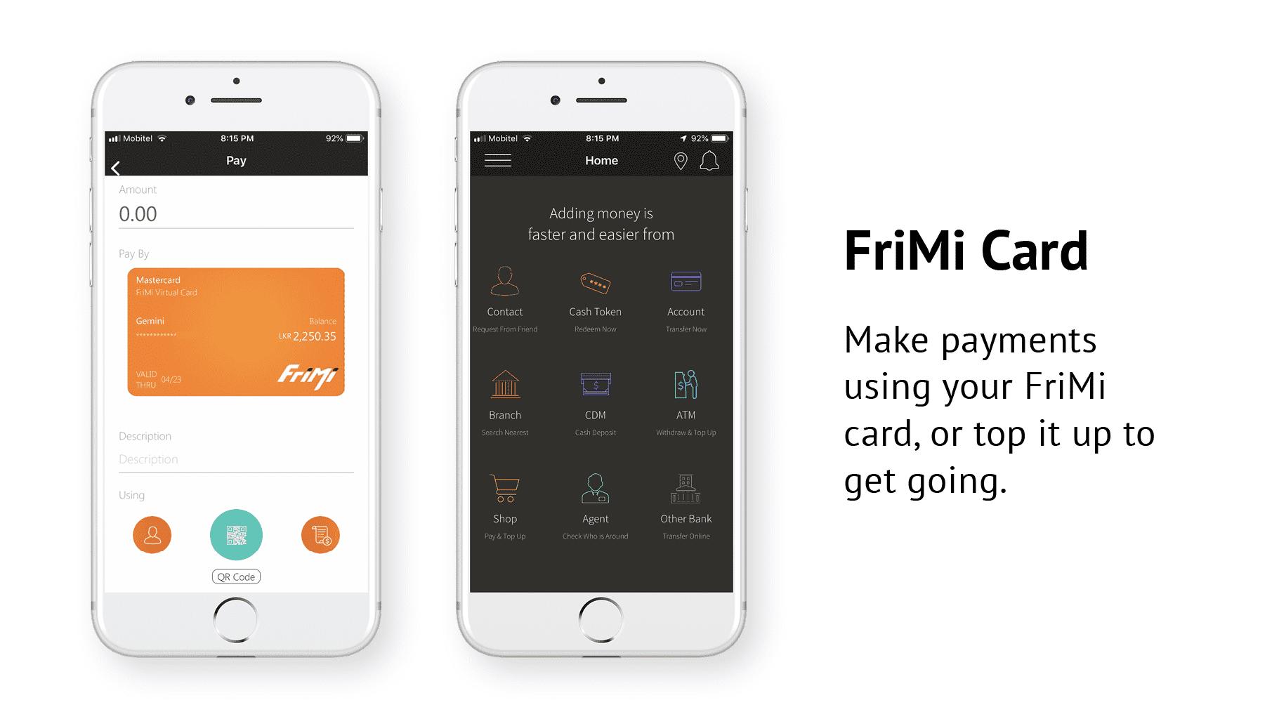 FriMi-Card